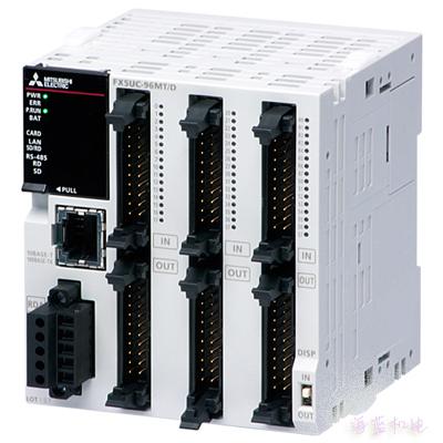 FX5UC-96MT/DSS 三菱FX5U系列PLC紧凑型 源/漏入 源型输出